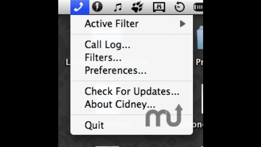 Cidney for Mac - review, screenshots