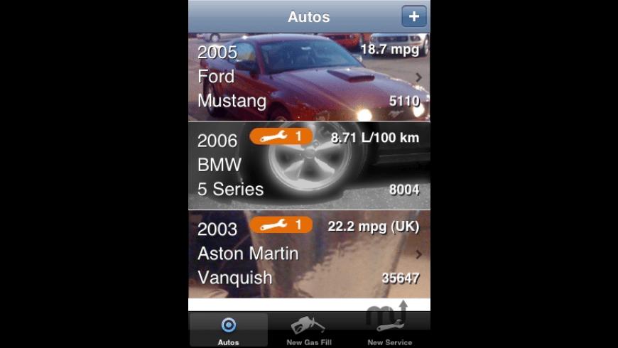 Car Care for Mac - review, screenshots