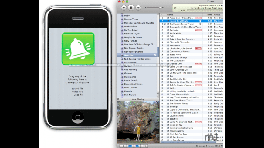 PocketMac RingtoneStudio for Mac - review, screenshots