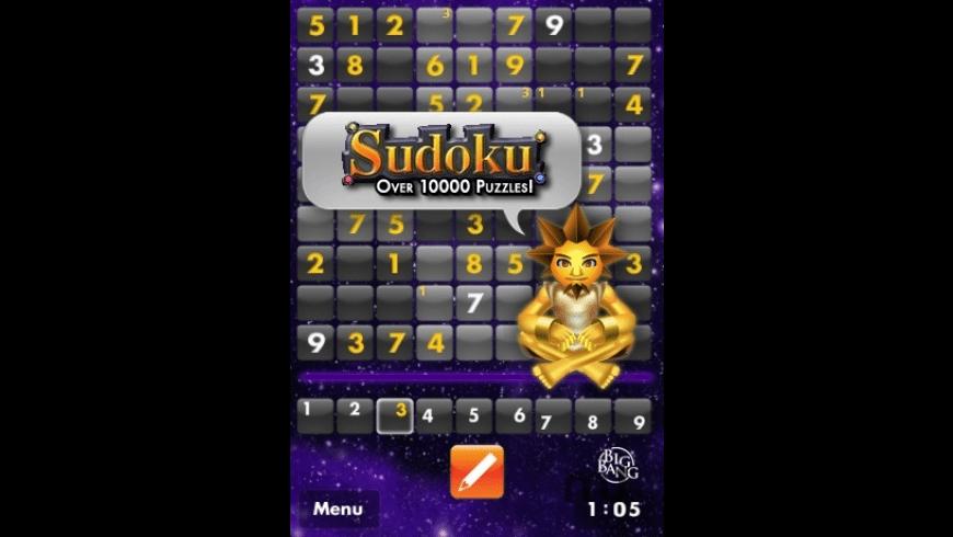 Big Bang Sudoku for Mac - review, screenshots