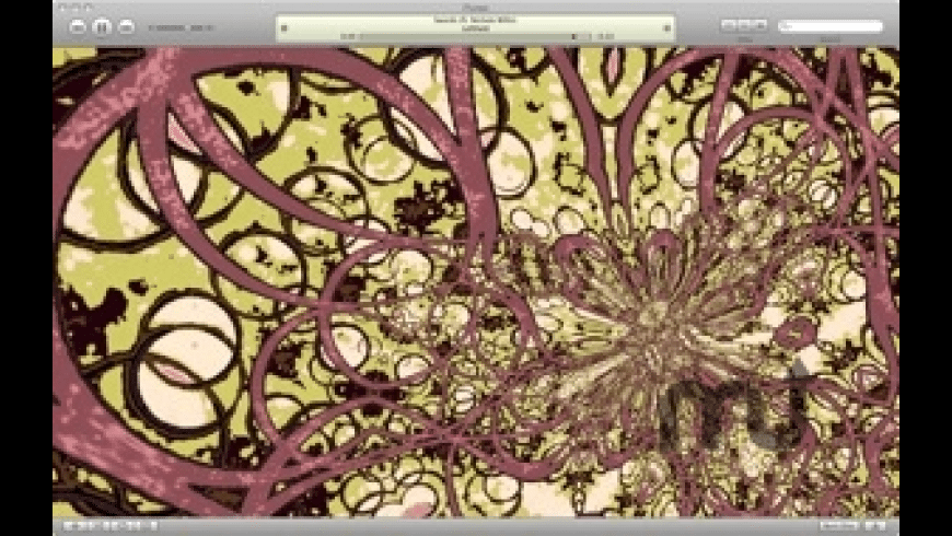 Dr Glitter Music Visualizer for Mac - review, screenshots