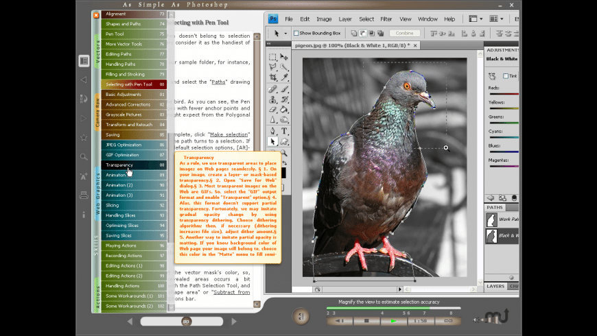 As Simple As Photoshop for Mac - review, screenshots