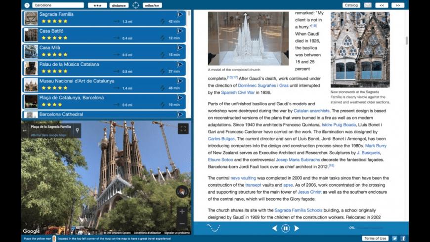 World Explorer - Travel guide for Mac - review, screenshots