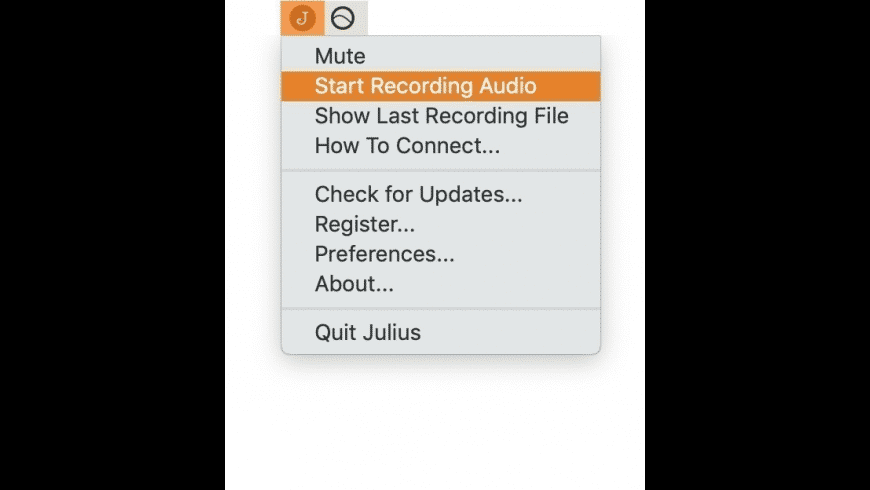 Julius for Mac - review, screenshots