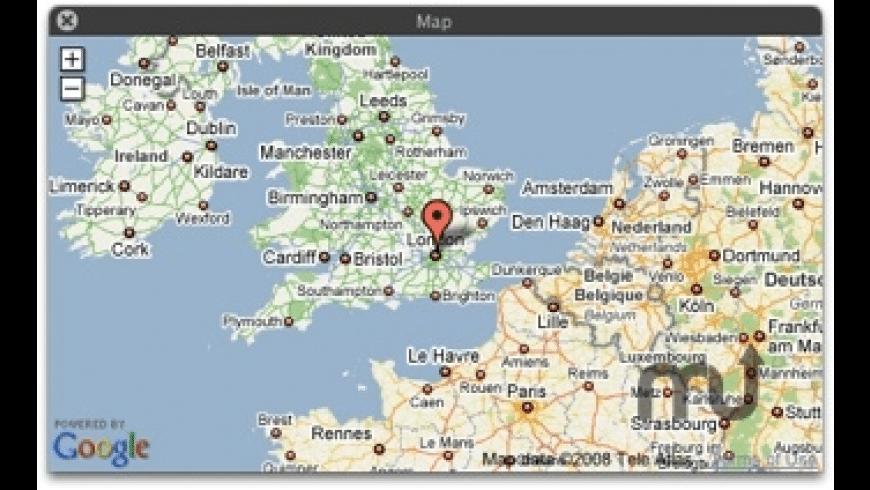 Phone Book for Mac - review, screenshots