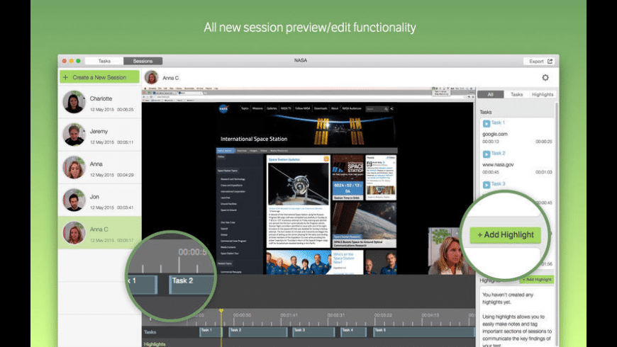 Silverback for Mac - review, screenshots