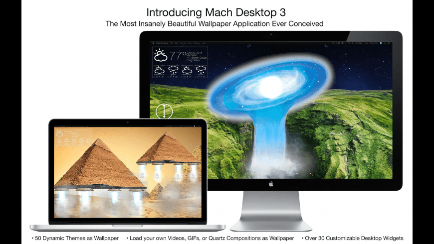 Mach Desktop for Mac - review, screenshots