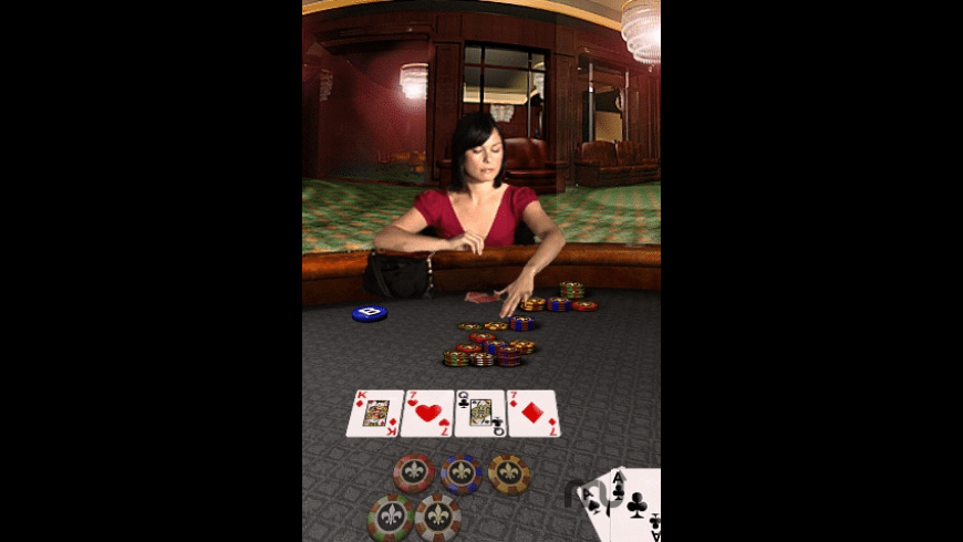 Texas Hold'em for Mac - review, screenshots