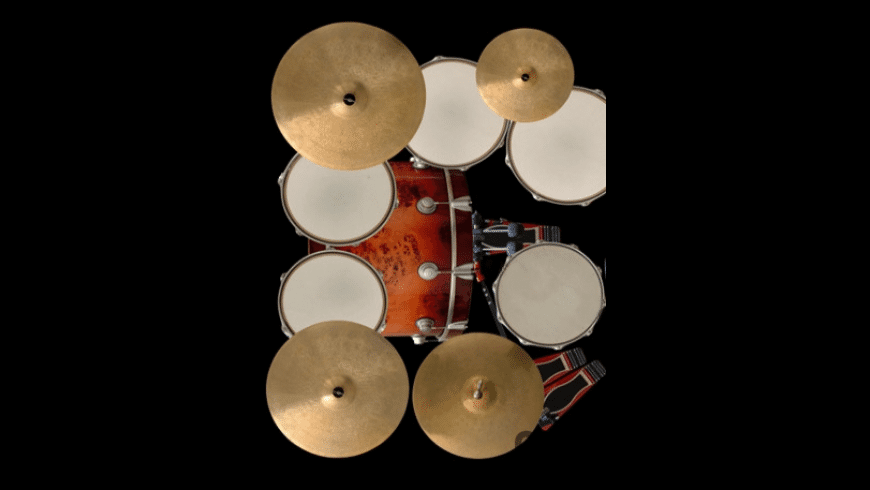 Drum Kit for Mac - review, screenshots