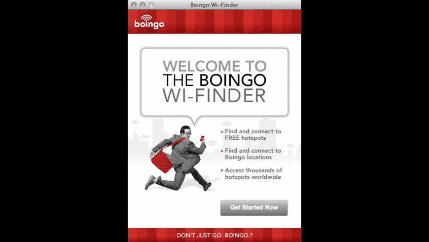 Boingo Wi-Finder for Mac - review, screenshots