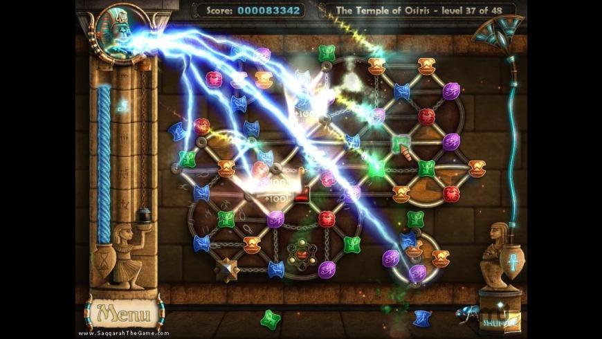 Ancient Quest of Saqqarah for Mac - review, screenshots