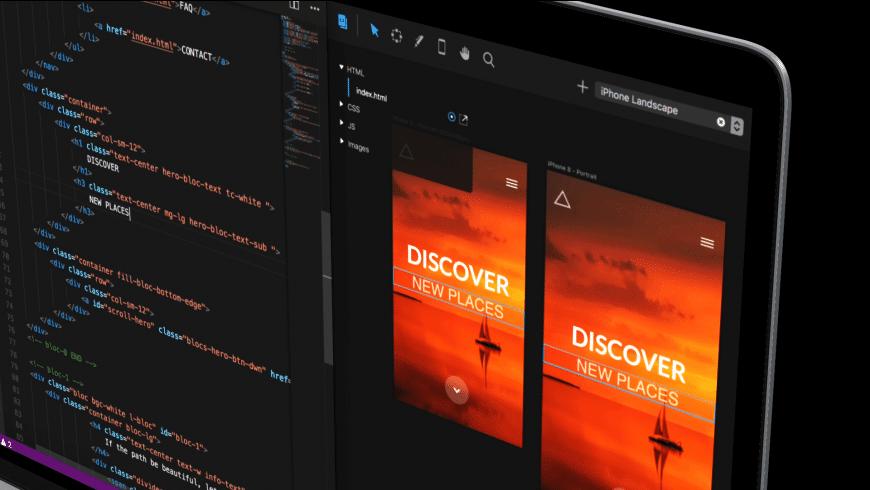 Solis for Mac - review, screenshots