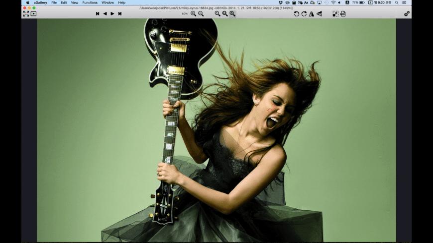 zGallery for Mac - review, screenshots
