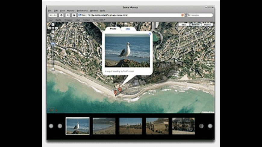 PhotoTrackr for Mac - review, screenshots