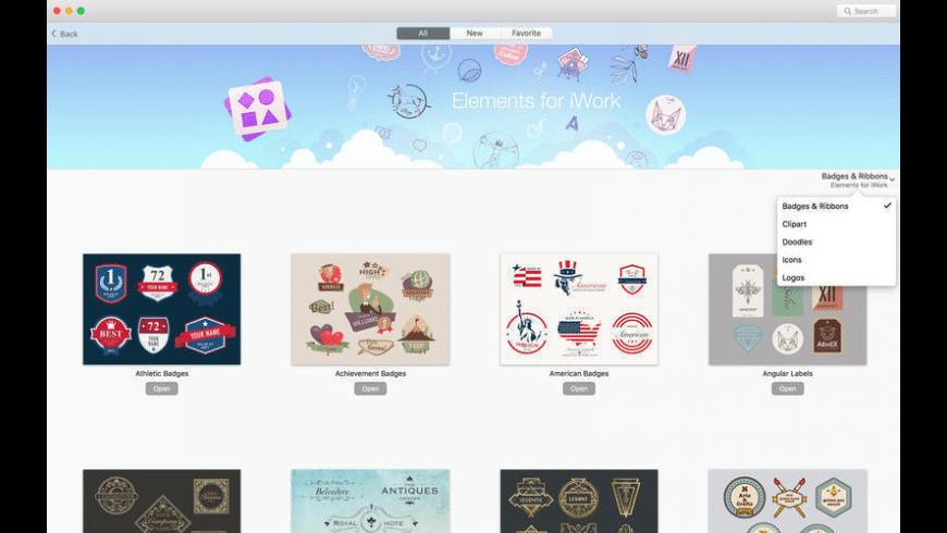 Elements Lab for Mac - review, screenshots