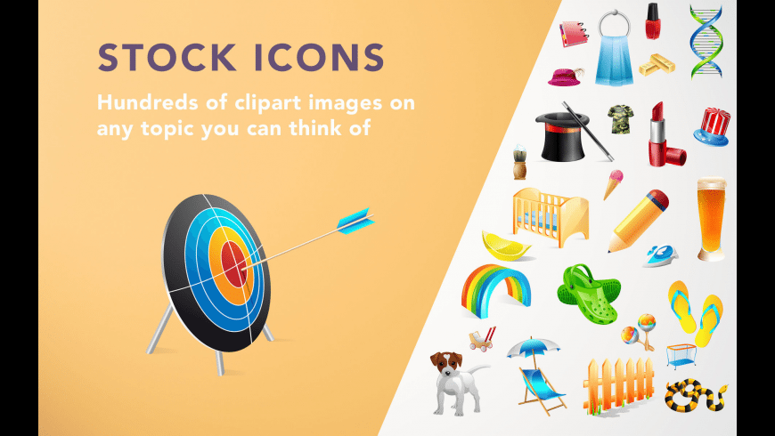 Stock Icons for Mac - review, screenshots