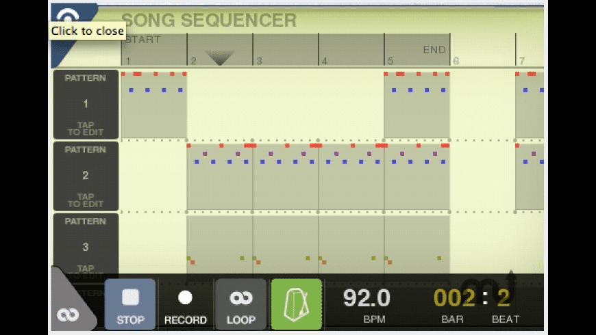 BeatMaker for Mac - review, screenshots