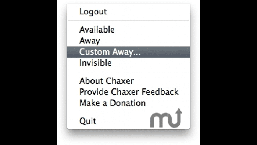 Chaxer for Mac - review, screenshots