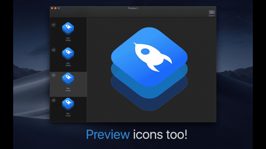IconKit for Mac - review, screenshots