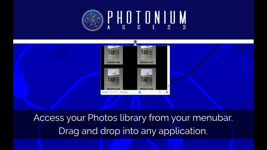 Photonium Access for Mac - review, screenshots