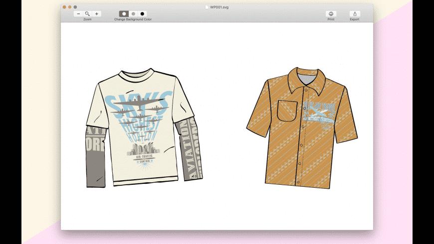 SVGViewer for Mac - review, screenshots