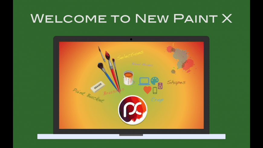 New Paint X for Mac - review, screenshots