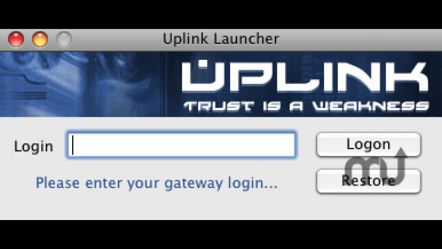 Uplink Launcher for Mac - review, screenshots