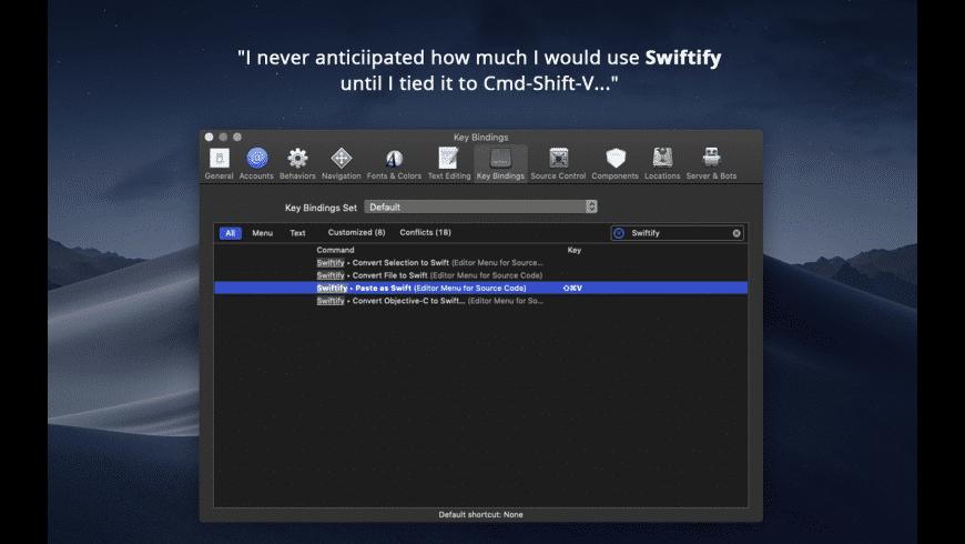 Swiftify for Xcode for Mac - review, screenshots