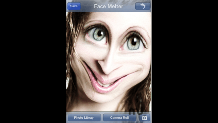 Face Melter for Mac - review, screenshots