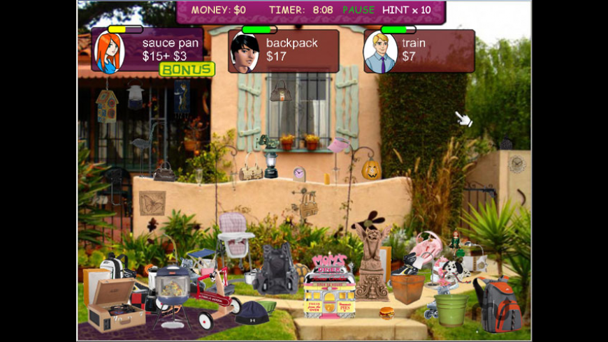 Yard Sale Junkie for Mac - review, screenshots