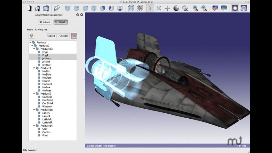 GLC_Player for Mac - review, screenshots