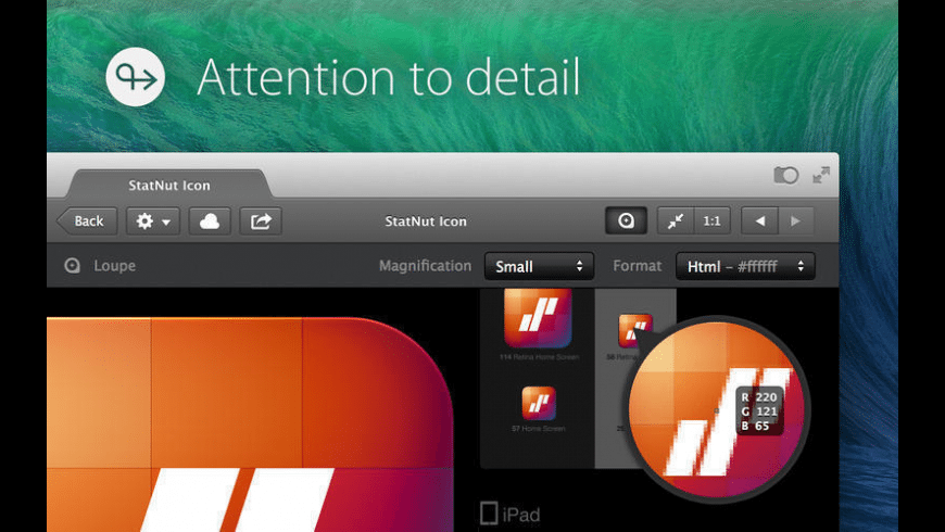 Pixa for Mac - review, screenshots