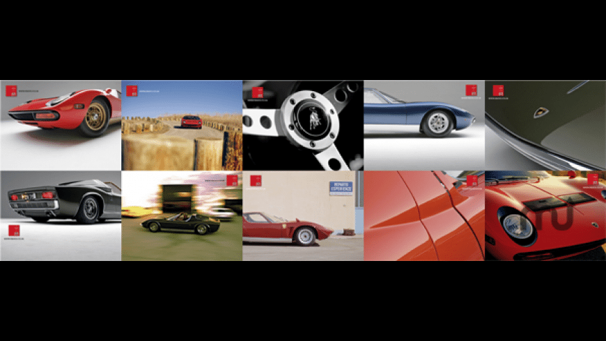 Lamborghini Miura Desktop Wallpaper for Mac - review, screenshots