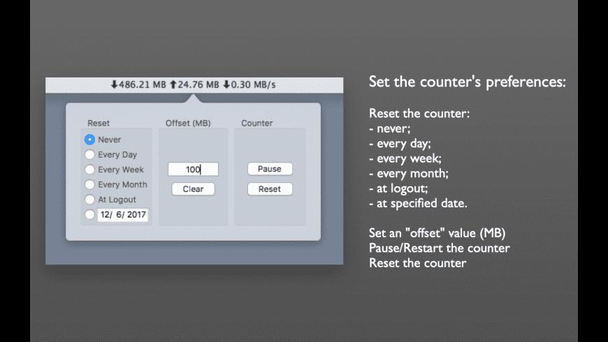 Traffic for Mac - review, screenshots