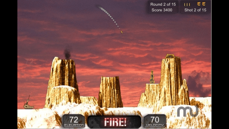 Cannon Challenge for Mac - review, screenshots