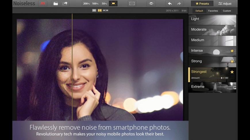Noiseless for Mac - review, screenshots