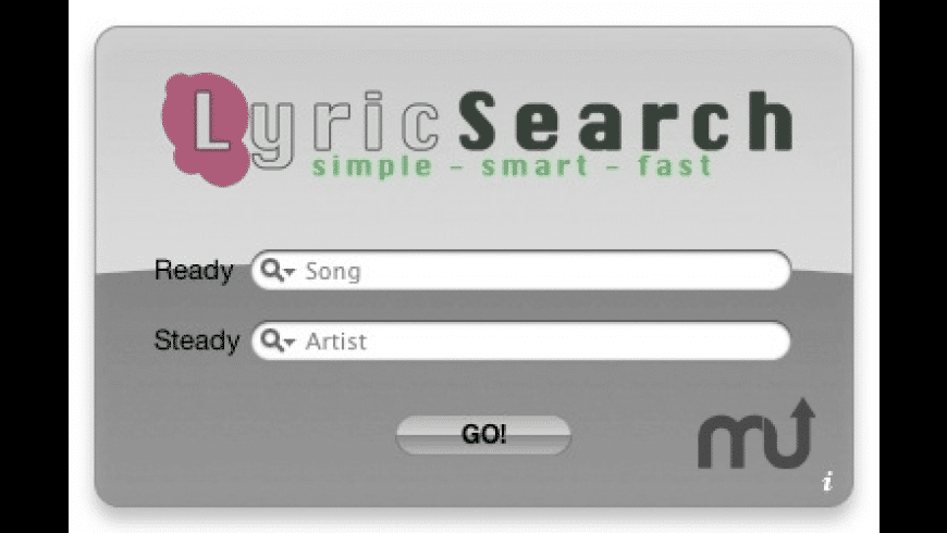 LyricSearch for Mac - review, screenshots