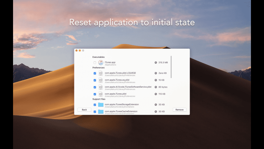 Uninstaller sensei for Mac - review, screenshots