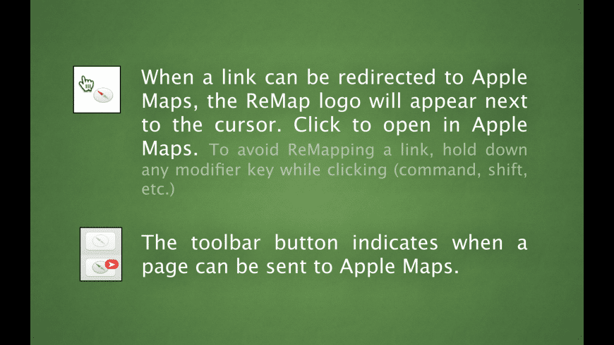 ReMap for Safari for Mac - review, screenshots