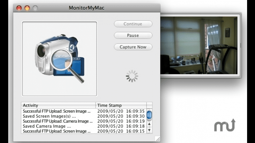 MonitorMyMac for Mac - review, screenshots