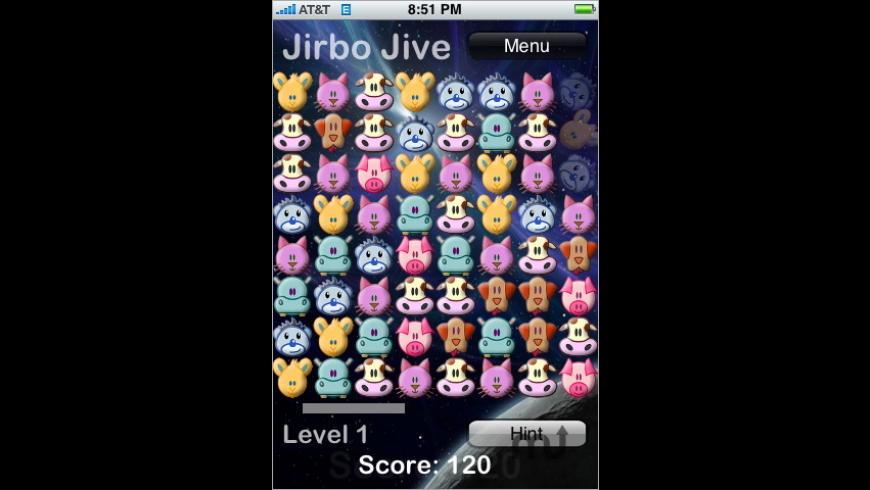 Jive Lite for Mac - review, screenshots