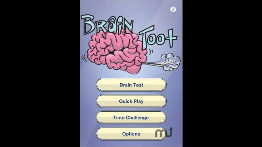 Brain Toot for Mac - review, screenshots