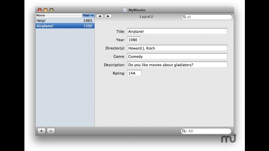 Motio for Mac - review, screenshots