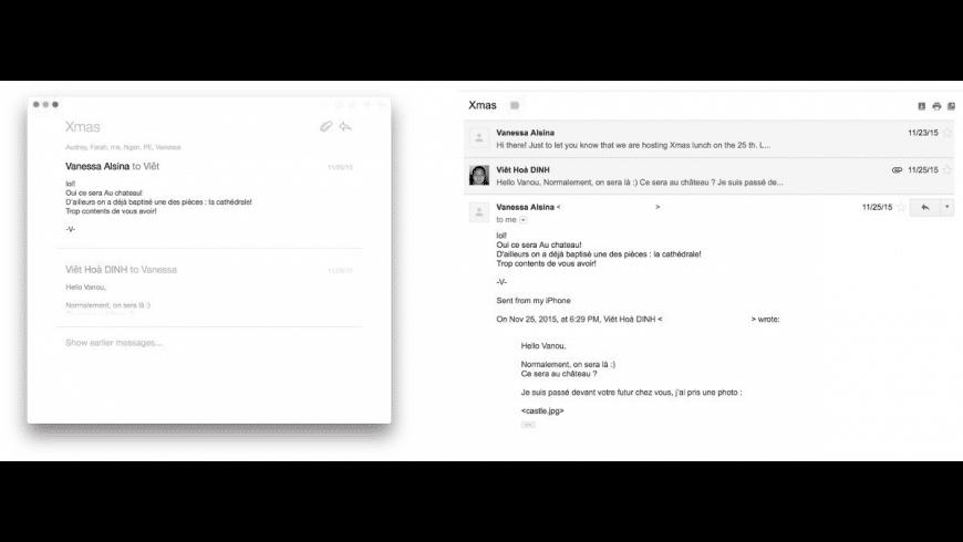 DejaLu for Mac - review, screenshots