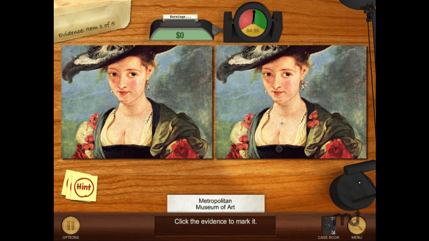 Suspects & Clues for Mac - review, screenshots