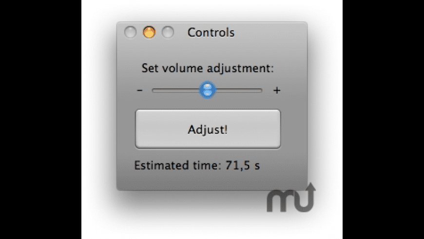 iTunesVolumeAdjuster for Mac - review, screenshots