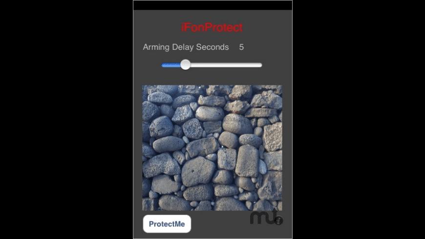 iFonProtect for Mac - review, screenshots