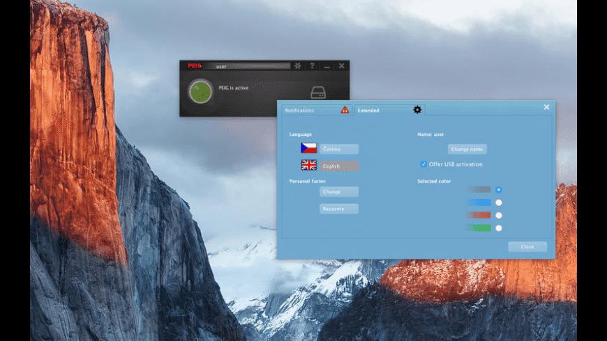 PEIG for Mac - review, screenshots
