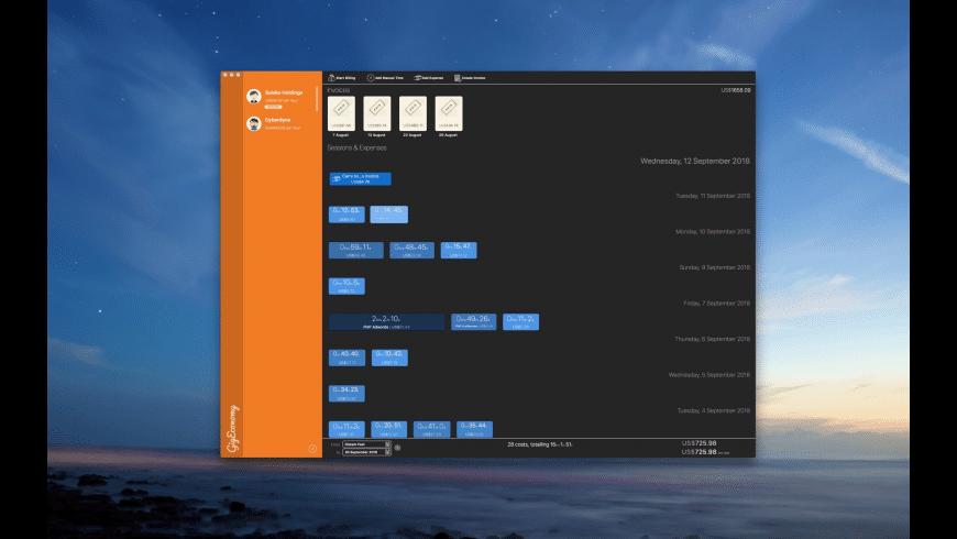 GigEconomy for Mac - review, screenshots