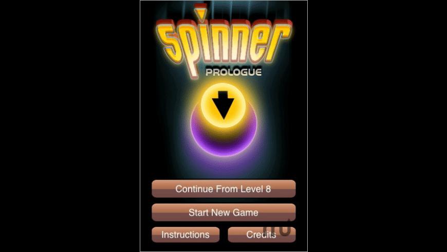 Spinner Prologue for Mac - review, screenshots